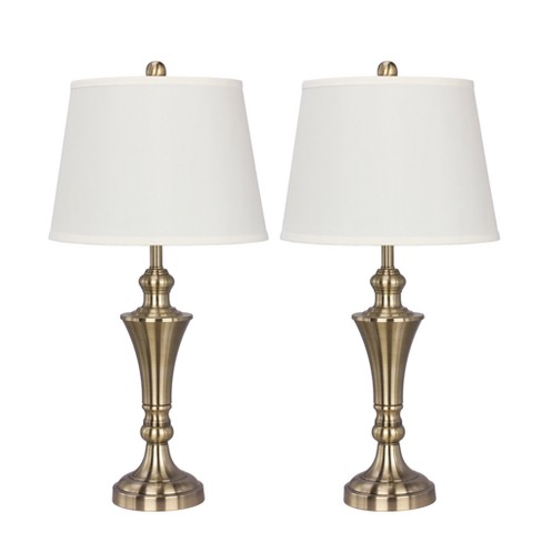 Fangio Lighting Antique Metal Lamps Brass (Lamp Only) - image 1 of 2