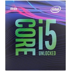 Intel Core i5-9600K Desktop Processor - 6 cores & 6 threads - Up to 4.6 GHz CPU Speed - Intel UHD Graphics 630 - Intel Optane Memory supported