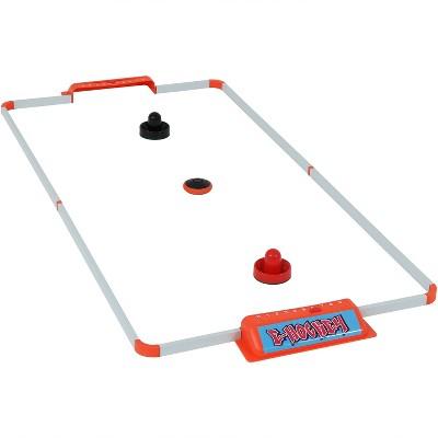 52??? Tabletop E-Hockey Game Set ??? Sunnydaze Decor