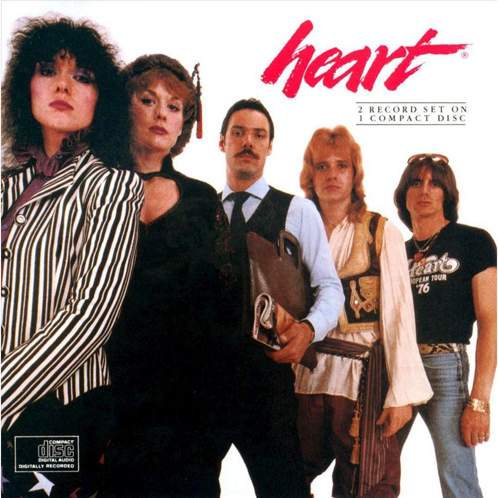 Heart - Greatest hits (CD)