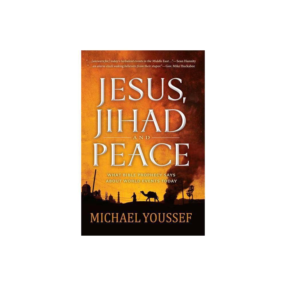Jesus Jihad And Peace Paperback