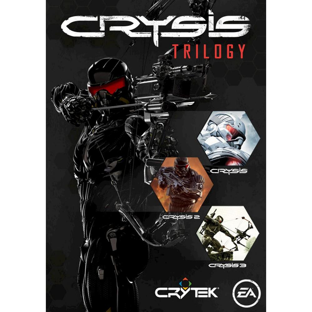 Crysis: Trilogy - PC Game (Digital)