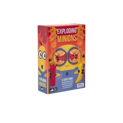Exploding Minions Game