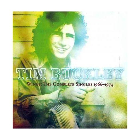 Tim Buckley - Wings: The Complete Singles 1966-1974 (CD) - image 1 of 1