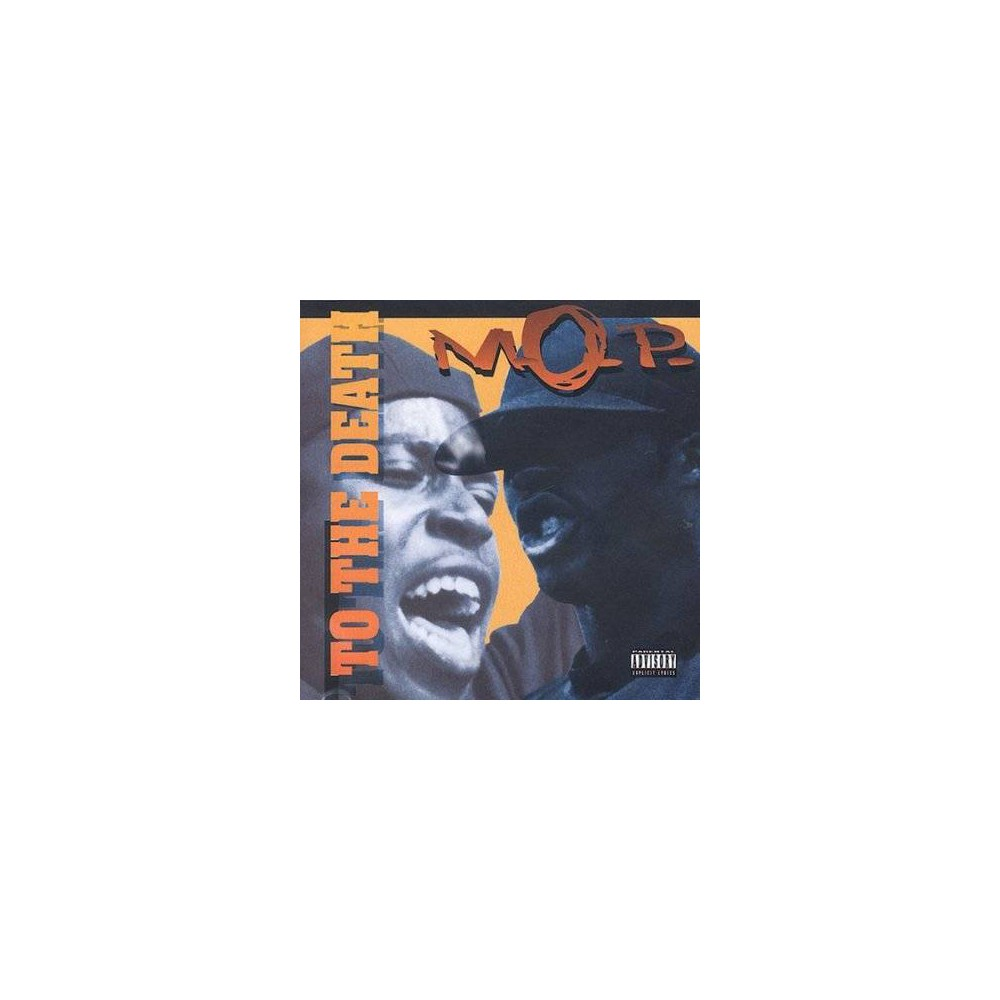 M.O.P. - To The Death (CD)