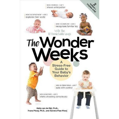 The Wonder Weeks - 6th Edition by Xaviera Plas-Plooij & Frans X Plooij & Hetty Van de Rijt (Paperback)