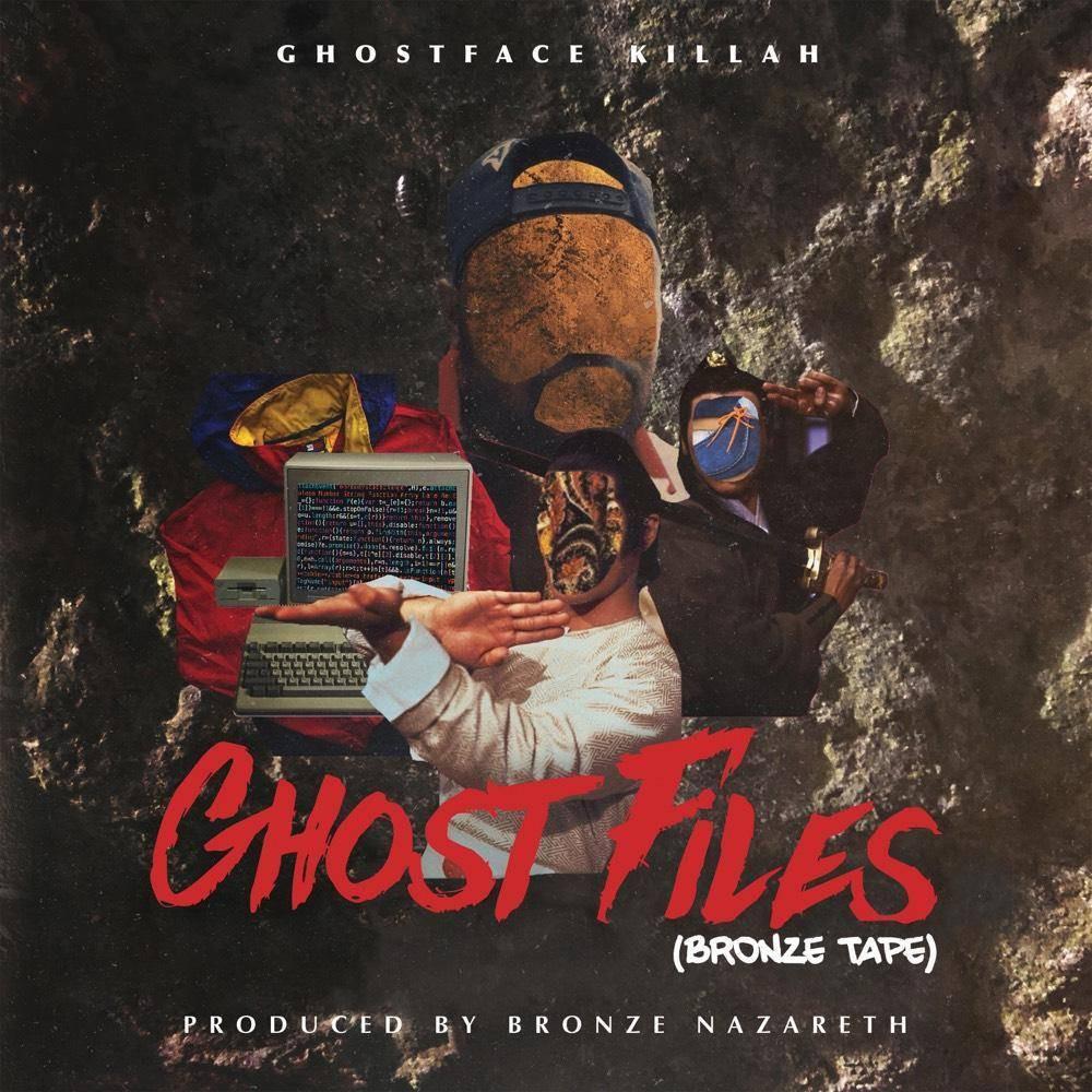Ghostface Killah Ghost Files Cd