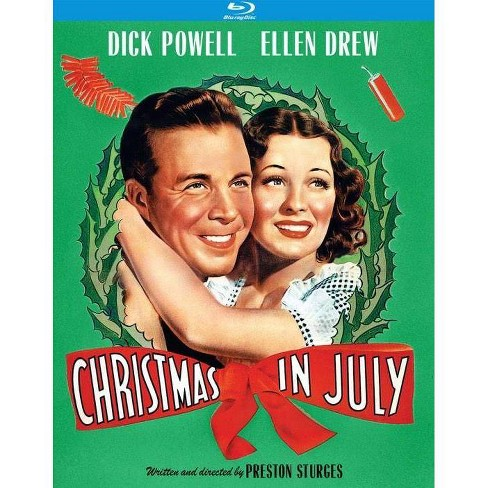 Christmas In July (Blu-ray) - image 1 of 1