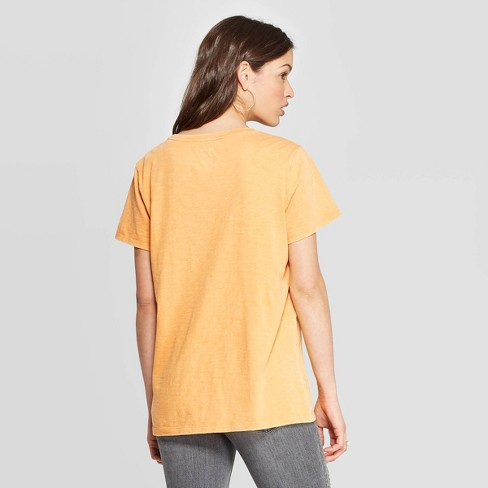 64e4db3e1cd9 Women's Meriwether Crewneck Relaxed Fit Short Sleeve T-Shirt - Universal  Thread™