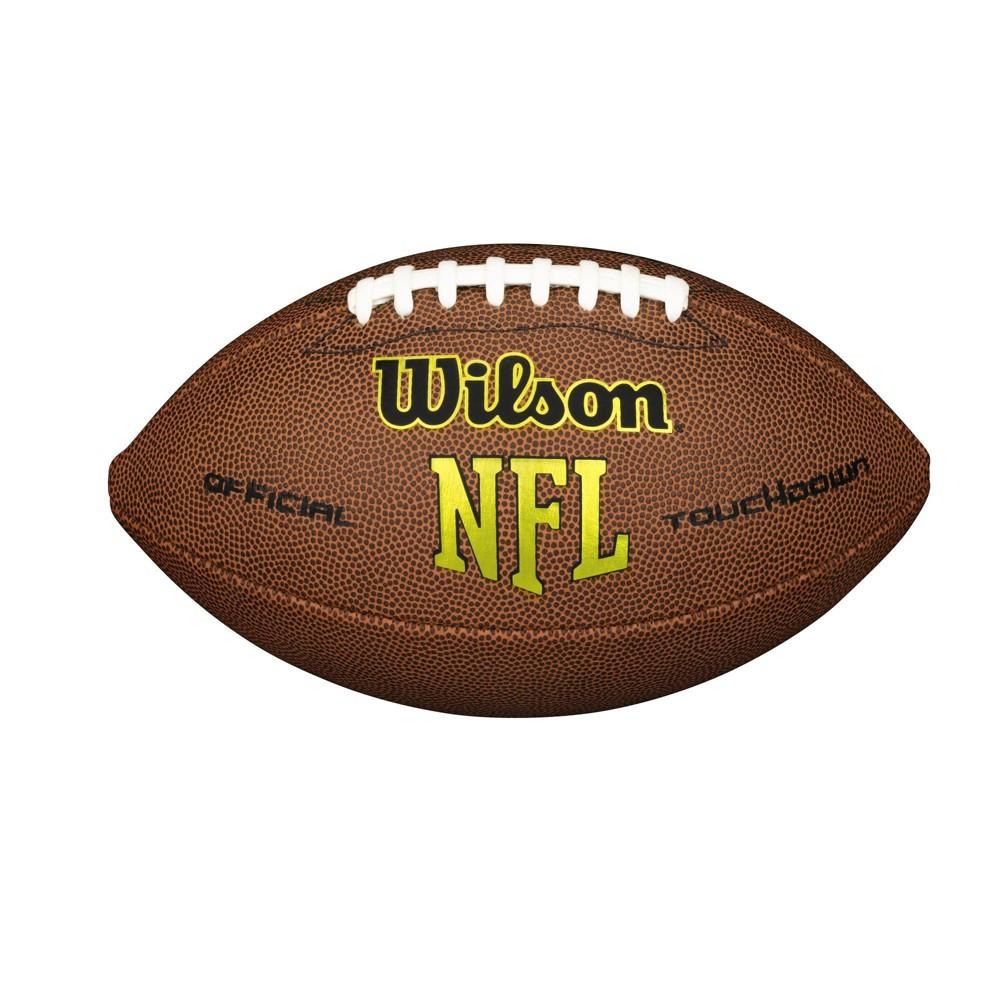 Wilson Touchdown Official Football