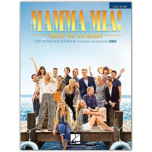 Hal Leonard Mamma Mia! - Here We Go Again Easy Piano Songbook - image 1 of 1