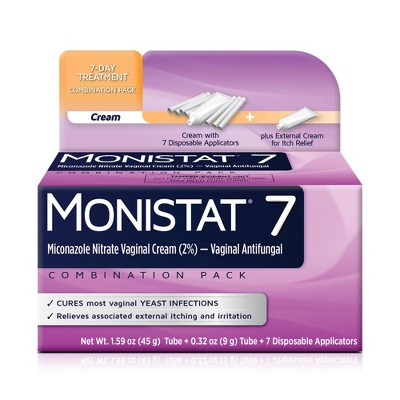 Monistat 7Day Combination Pack - 7ct