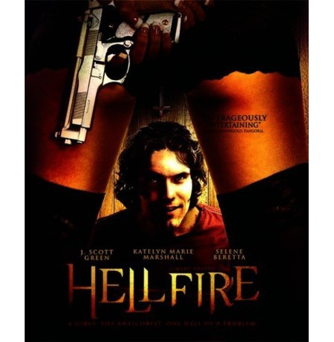 Hell Fire (Blu-ray) - image 1 of 1