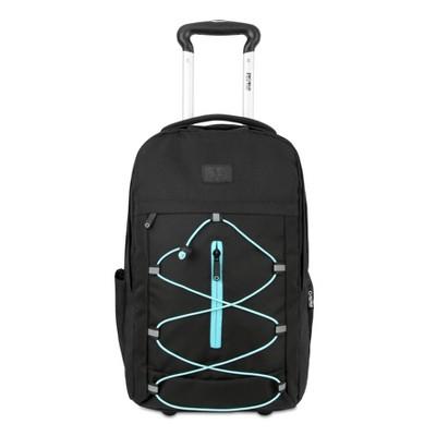 J World Lash 13'' Rolling Backpack