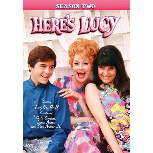 Here's Lucy: Season 2 (DVD) - image 1 of 1