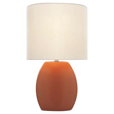 Lite Source Reiko 1 Light Table Lamp  - Orange