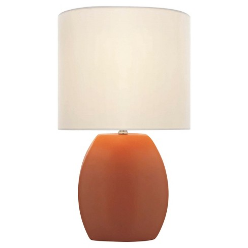 Lite Source Reiko 1 Light Table Lamp (Lamp Only) - Orange - image 1 of 2
