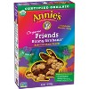 Annie's Organic Friends Bunny Grahams Chocolate Chip & Honey Baked Snacks - 7oz - image 3 of 3