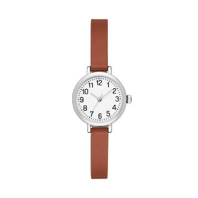 Women's Full Arabic Strap Watch - A New Day™