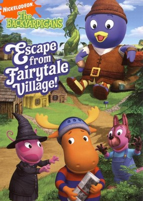 The Backyardigans: Escape from Fairytale Village (DVD)