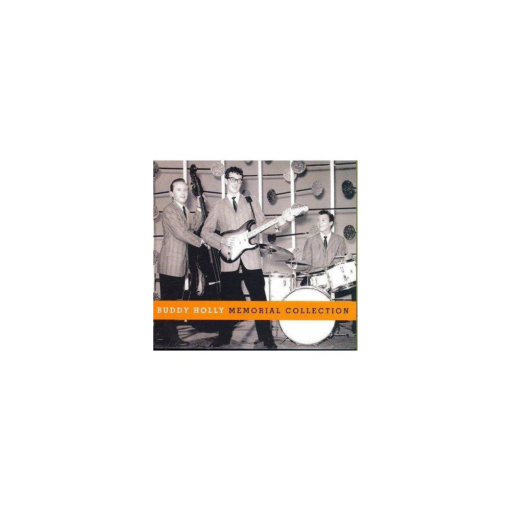 Buddy Holly Memorial Collection 3 Cd
