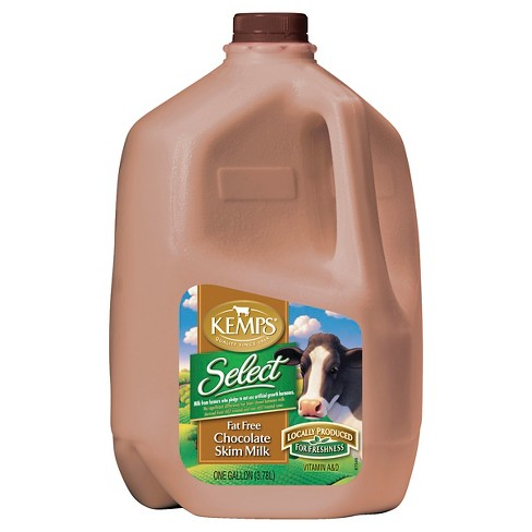 Kemps Skim Chocolate Milk - 1gal - image 1 of 1