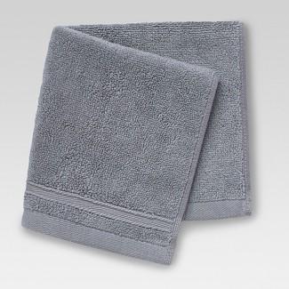 Performance Washcloth Classic Gray - Threshold™