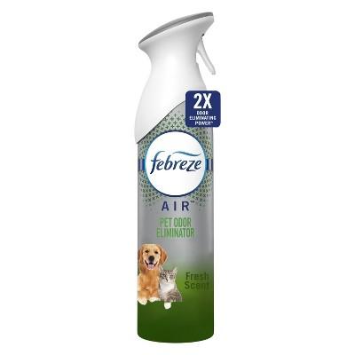 Febreze Pet Odor Defense Odor Eliminating Air Freshener - Fresh Scent- 8.8 fl oz