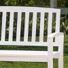Loja Acacia Wood Bench - Christopher Knight Home - image 4 of 4