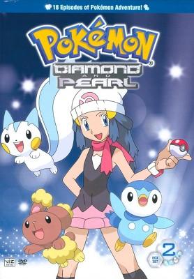 Pokemon: Diamond and Pearl: Box Set 2 (DVD)
