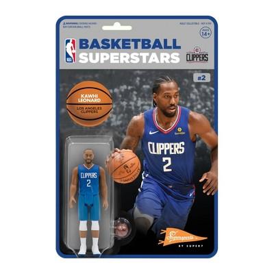 "NBA Los Angeles Clippers 3.75"" ReAction Action Figure - Kawhi Leonard"