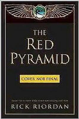 The Red Pyramid ( Kane Chronicles) (Hardcover) by Rick Riordan