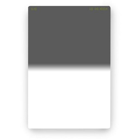 Lee Filters Neutral Density 0.6 Graduated Filter, Medium Edge, 100x150mm - Resin - image 1 of 1