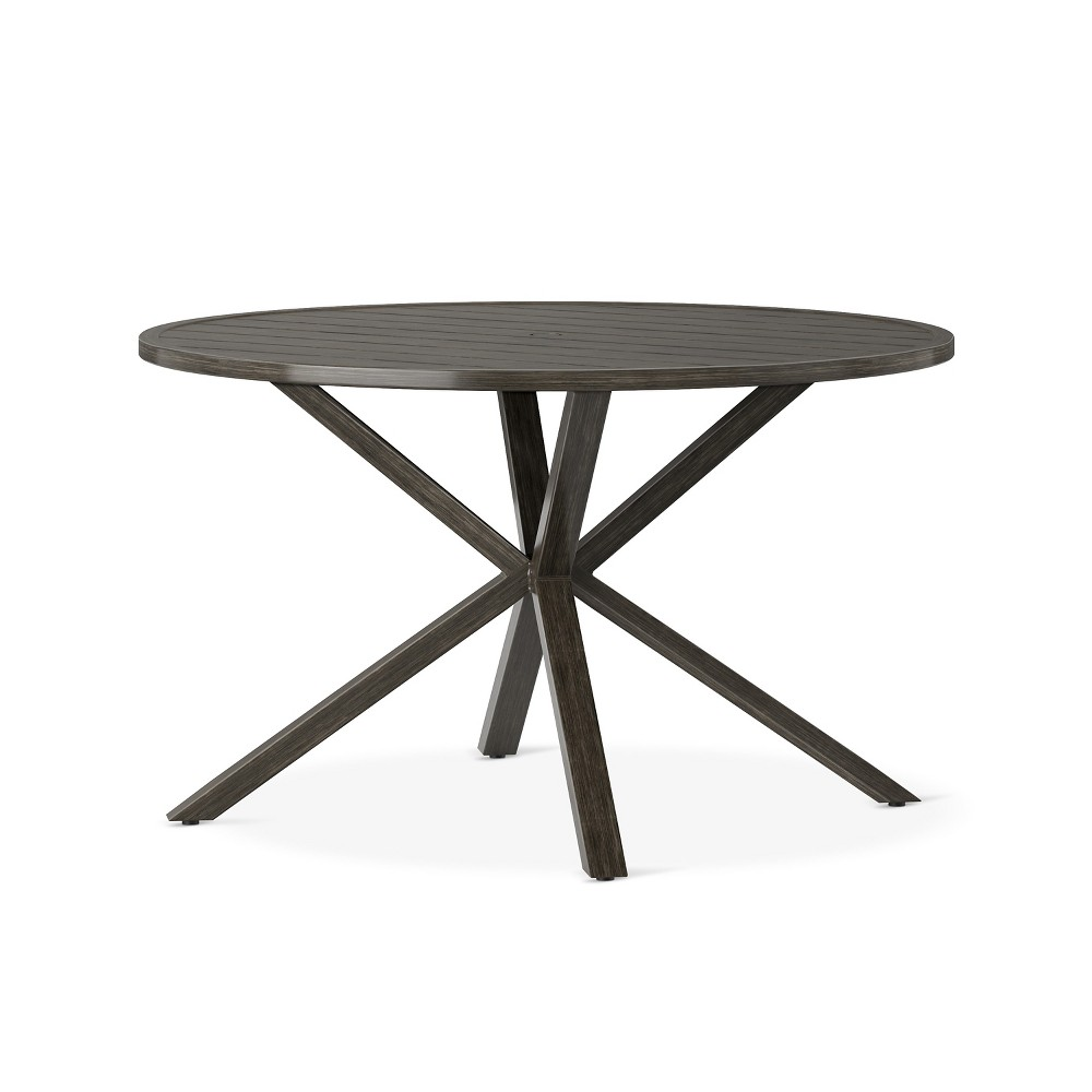 Fabron 4 Person Patio Dining Table - Threshold