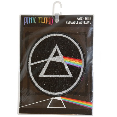 "Perryscope 4"" Pink Floyd Patches - Black - image 1 of 1"
