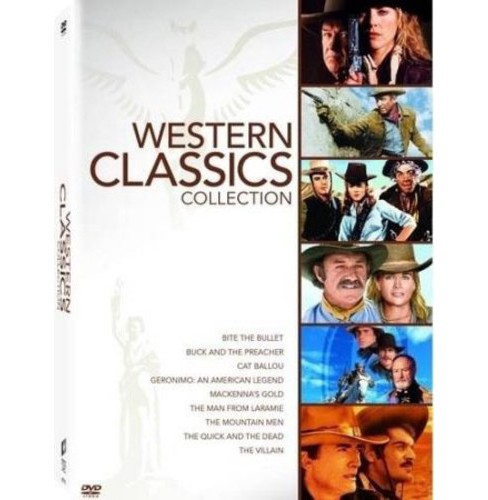 Westerns Collection (DVD) - image 1 of 1