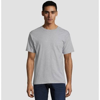 Hanes Men's Big & Tall Short Sleeve Beefy T-Shirt