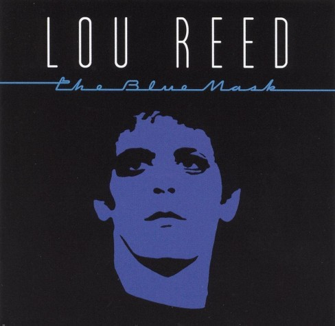 Lou reed - Blue mask (CD) - image 1 of 2
