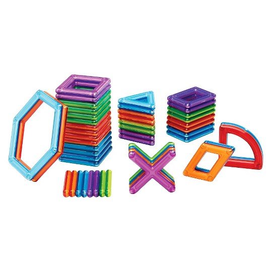Guidecraft PowerClix Frames 48 Piece Set image number null