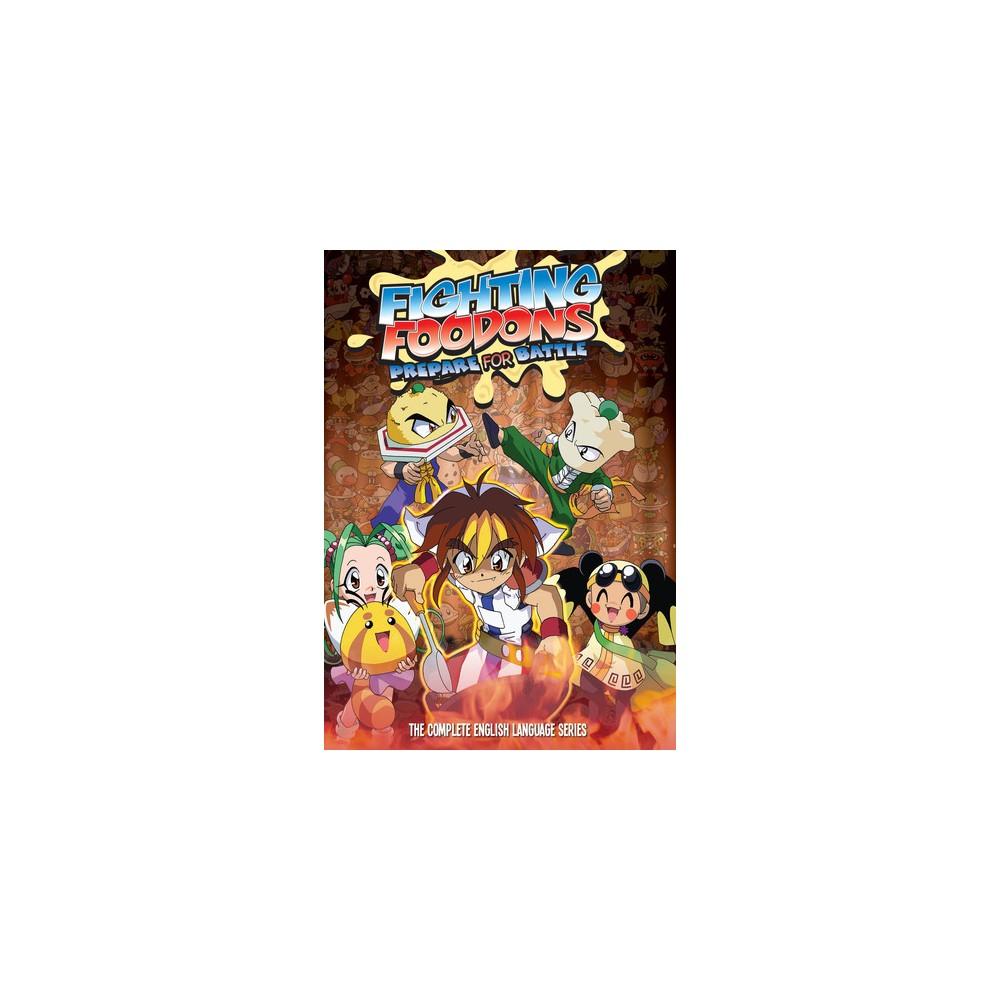 Fighting Foodons:Complete Series (Dvd)