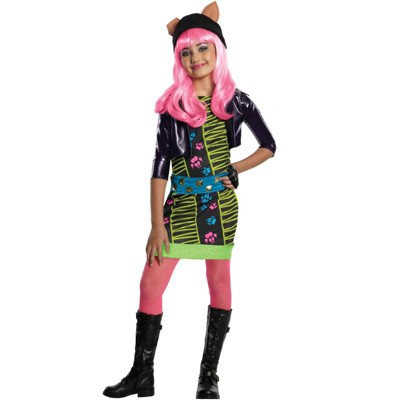 Monster High Howleen Wolf Child Costume