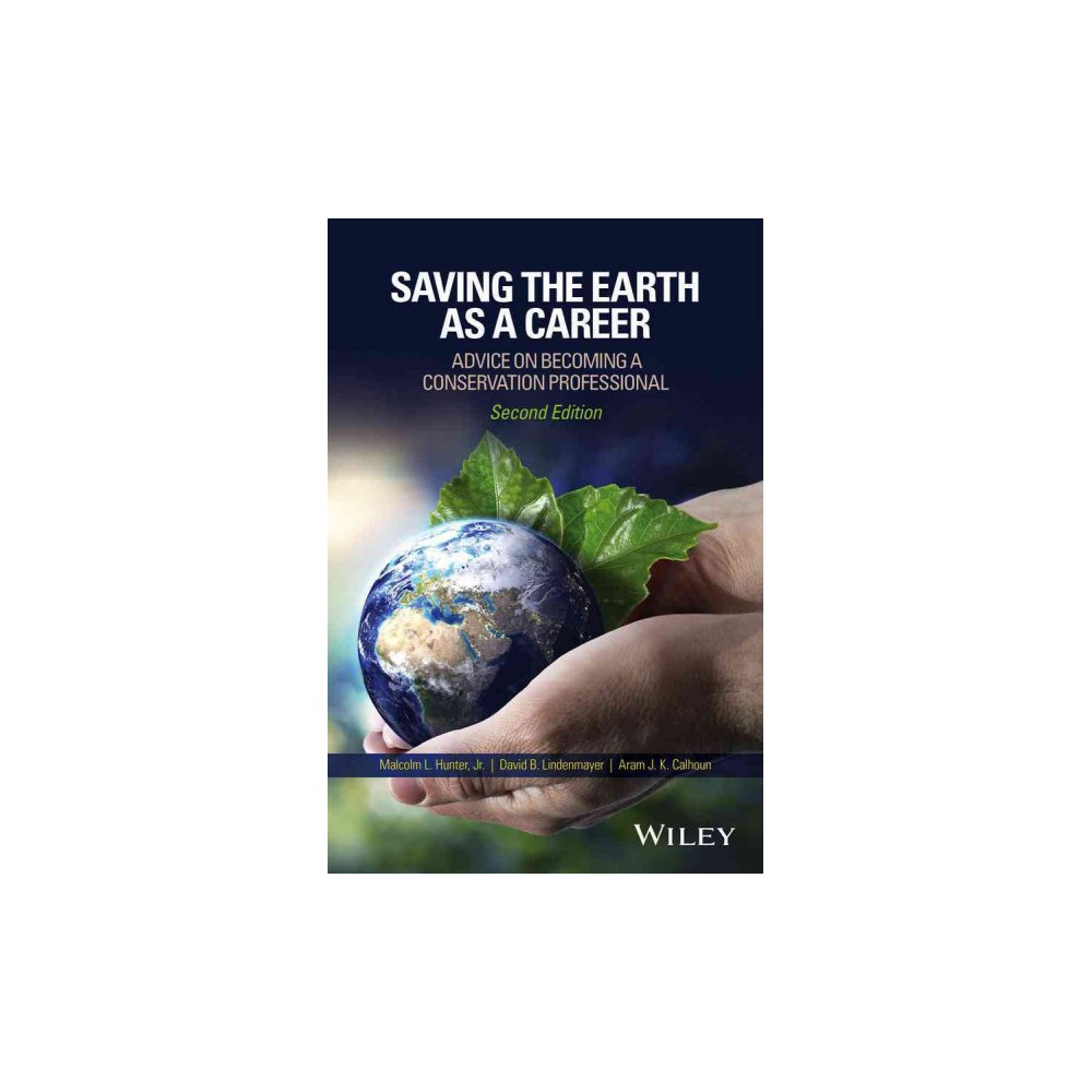 Saving the Earth As a Career (Paperback)
