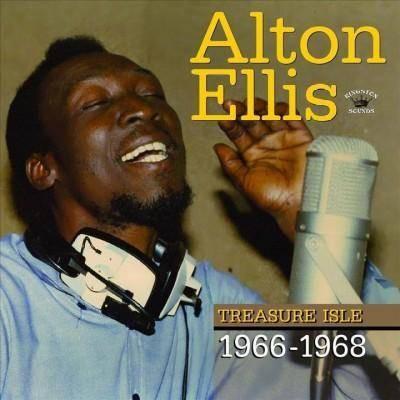 Alton Ellis - Treasure Isle 1966-1968 (CD)