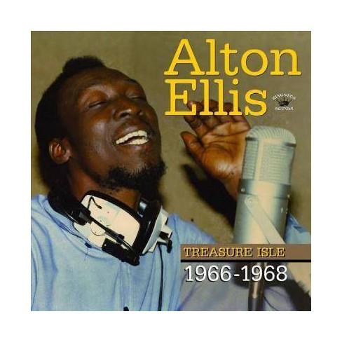 Alton Ellis - Treasure Isle 1966-1968 (CD) - image 1 of 1
