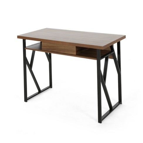 Fernwood Modern Writing Desk Walnut - Christopher Knight - image 1 of 4