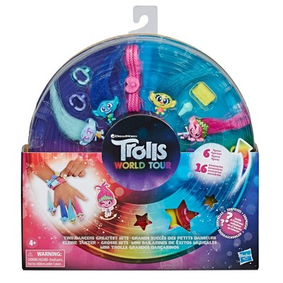 Trolls Tiny Dancers Wear & Share Collection Pack