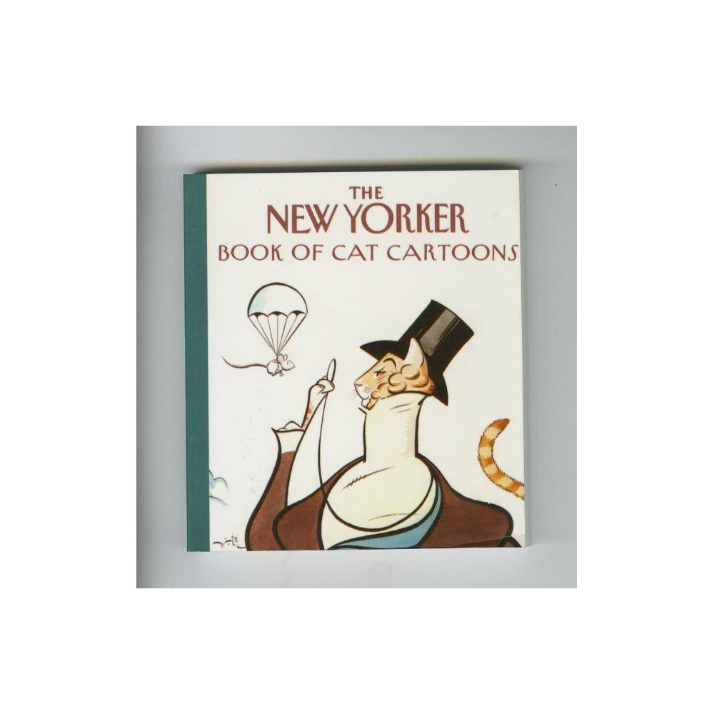 The New Yorker Book Of Cat Cartoons Paperback
