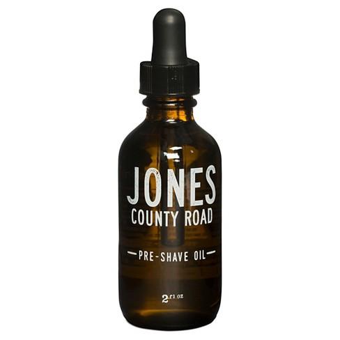 Jones County Road Pre-Shave Oil - 2 oz - image 1 of 2