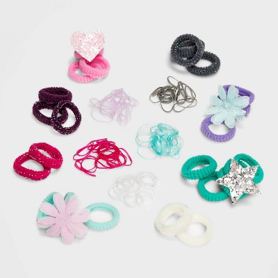 Toddler Girls' Pony-O Hair Elastics - Cat & Jack™