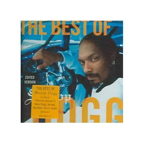 Snoop Dogg - Best Of Snoop Dogg (CD) - image 1 of 1